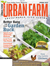 Urban Farm Magazine cover photo by judywhite
