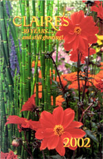 Catalog Cover by judywhite